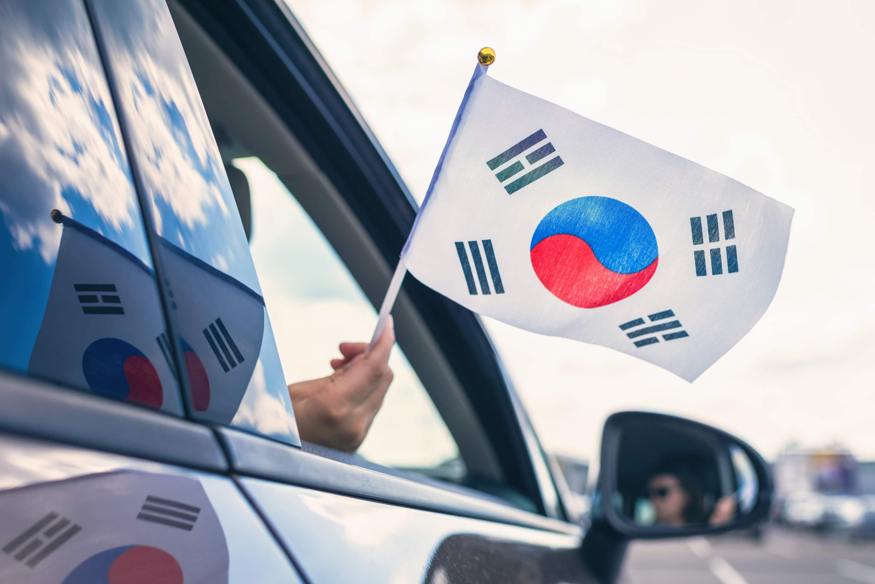 Südkorea: Führerschein per Blockchain kommt richtig gut an