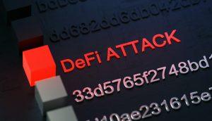 DeFi-Attacke [Symbolbild]