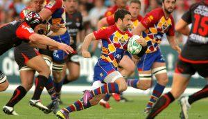 Rugby-Szene