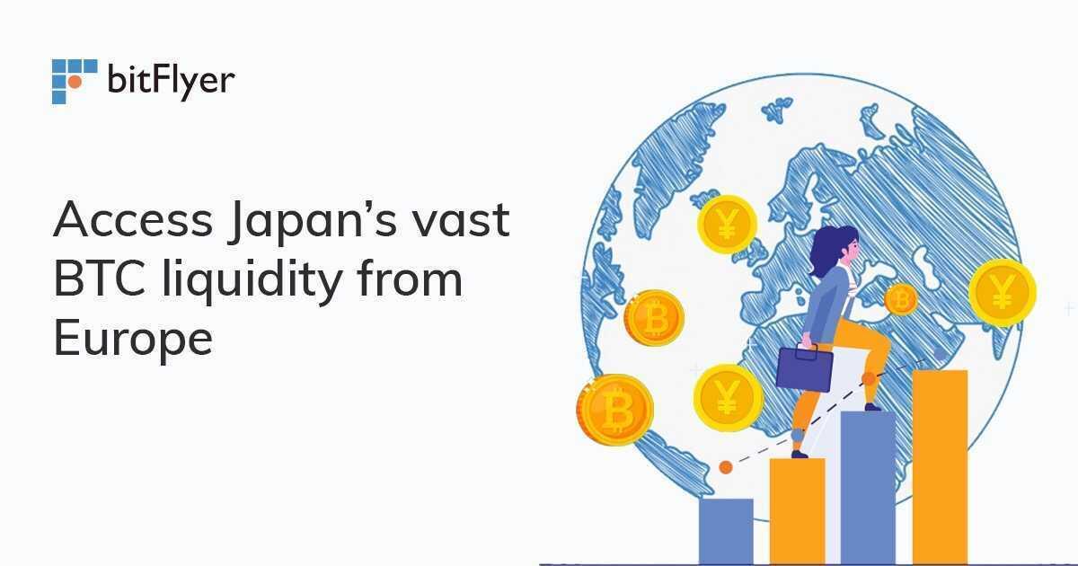 BitFlyer ermöglicht jetzt auch grenzüberschreitenden Handel mit Japan