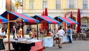 Schweizer Wochenmarkt