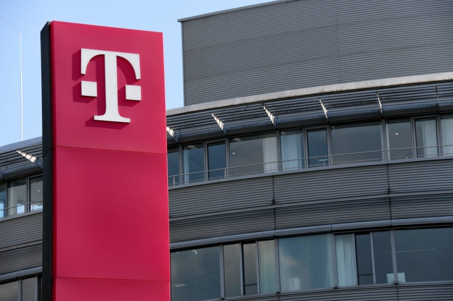 Telekom-Gebäude in Bonn