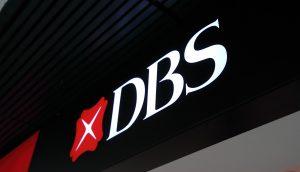 Logo der DBS-Bank