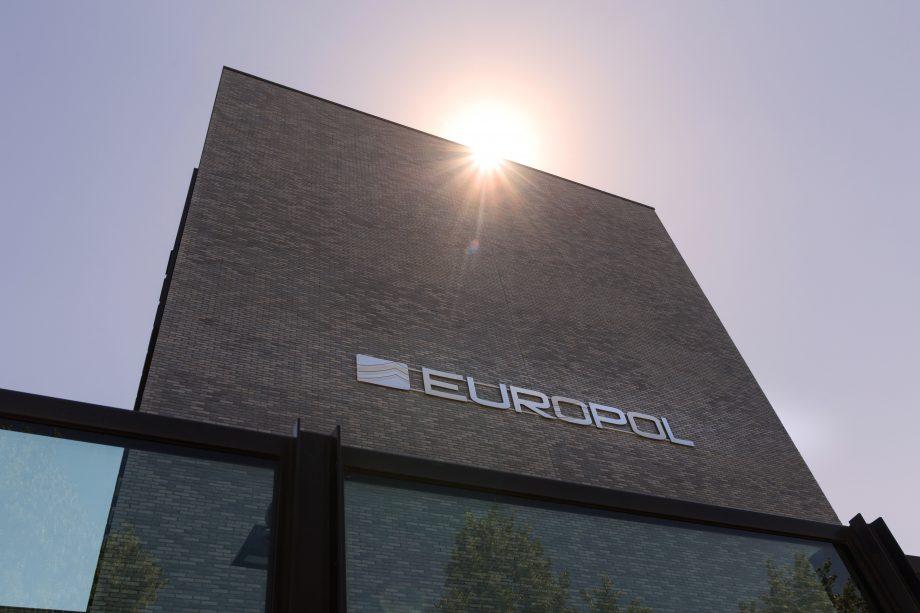 Europol-Gebäude