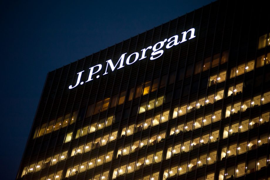 Firmenlogo von JP Morgan