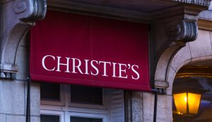 Christie's-Filiale in London