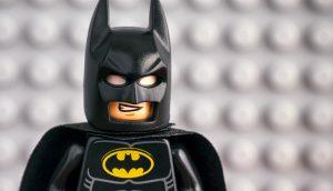 Lego-Batman Figur