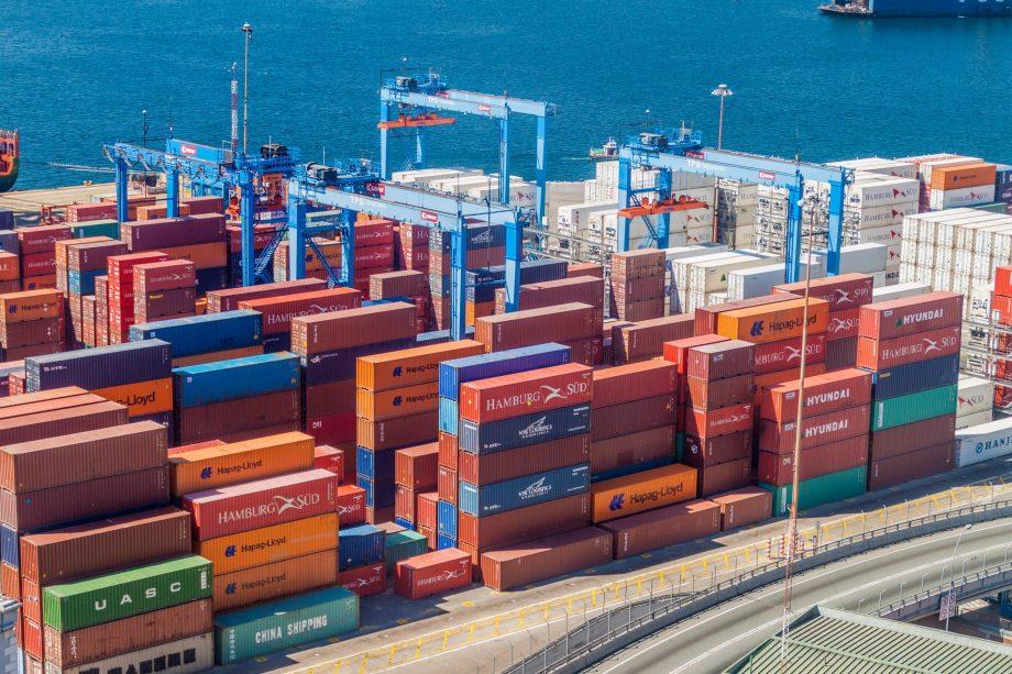 Der HAfen von Valparaiso – bald eine Blockchain-Drehscheibe?
