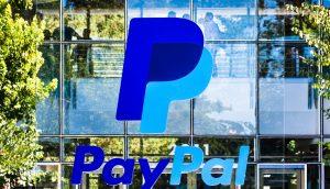 Paypal-Logo einer Niederlassung