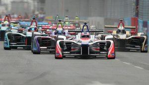 Autorennen der Formel E