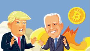 Trump und Biden