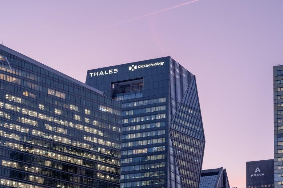 Thales Firmengebäude