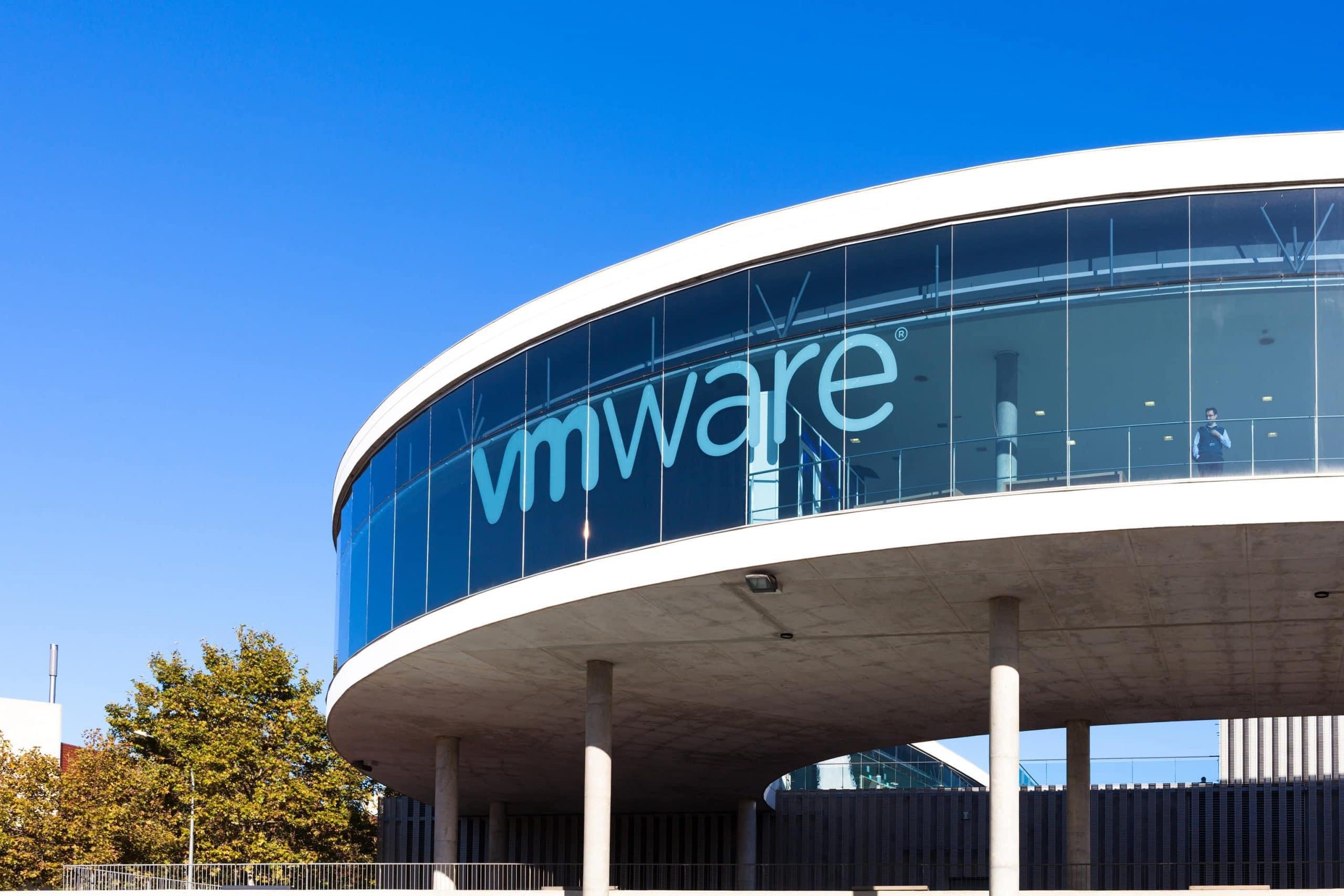 Firmengebäude von VMware