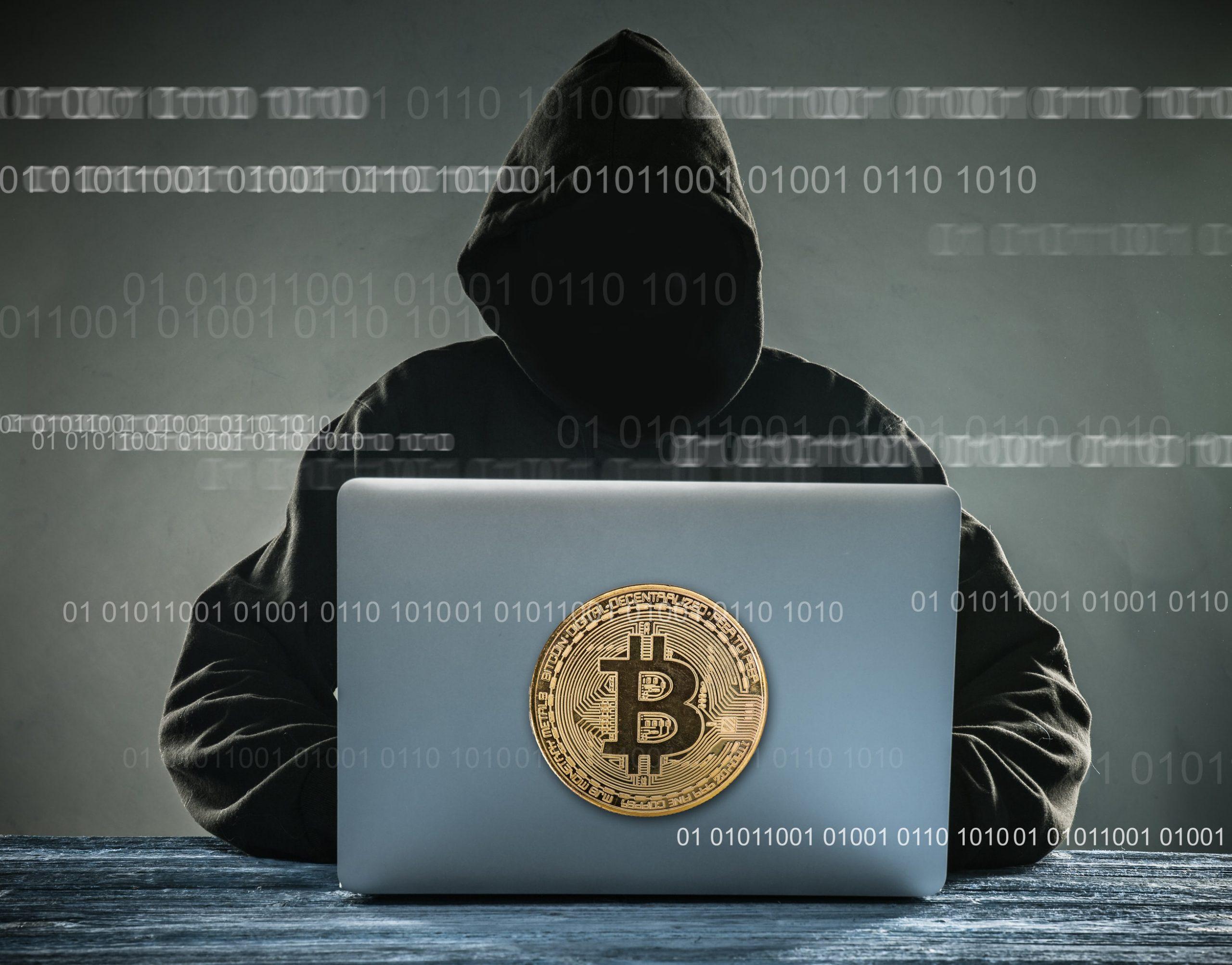 BTC anonym