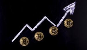 Bitcoin Kurssteigerung