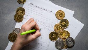 Ein Krypto-Holder versucht sich an einer Steuererklärung