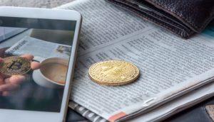 Newspaper Bitcoin