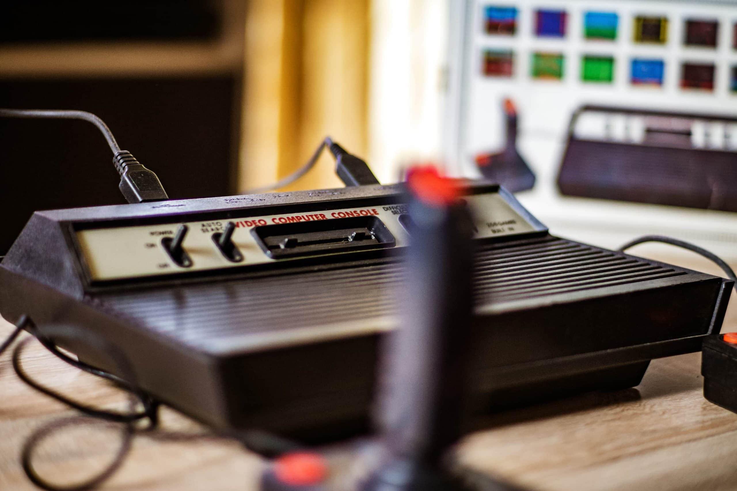 Atari-Konsole