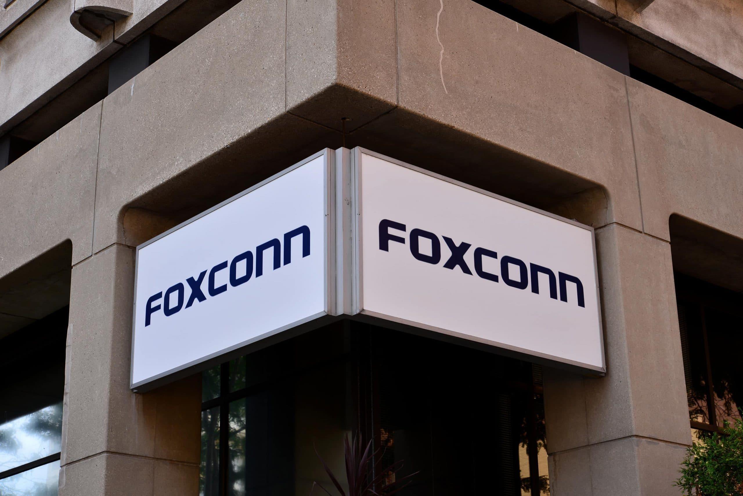 Foxconn Firmengebäude