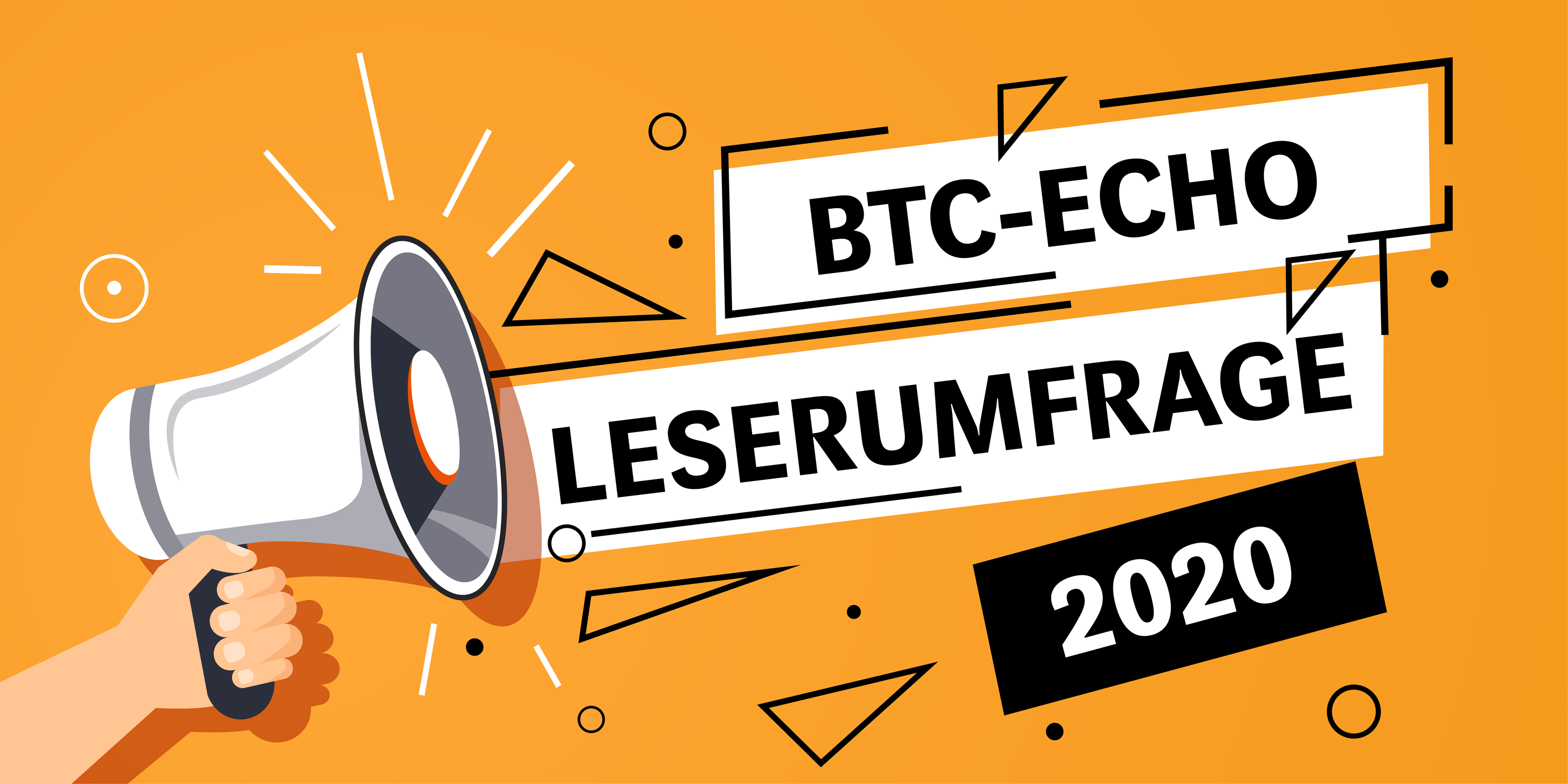 BTC-ECHO Leserumfrage