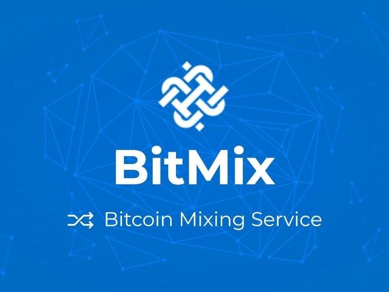 Man sieht das Logo von BitMix