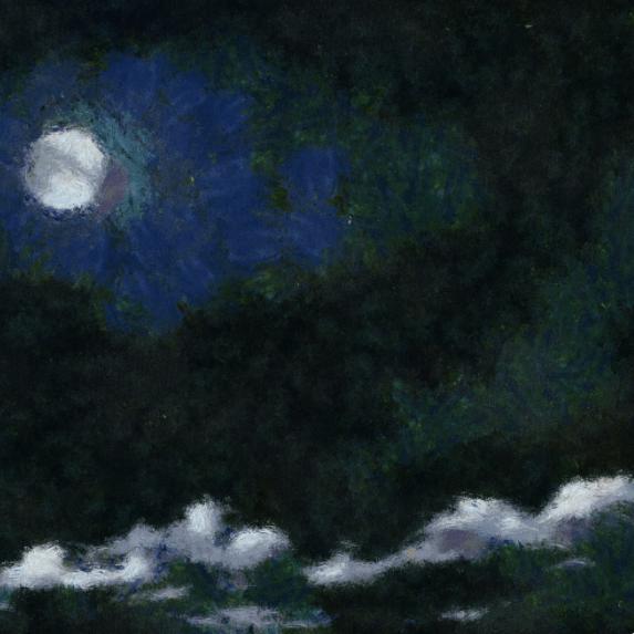 Moon Opensea NFT