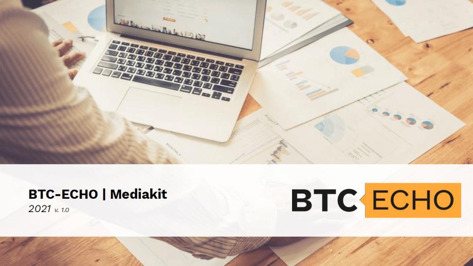 Media Kit BTC-ECHO