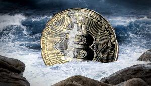 Bitcoin-Sturm