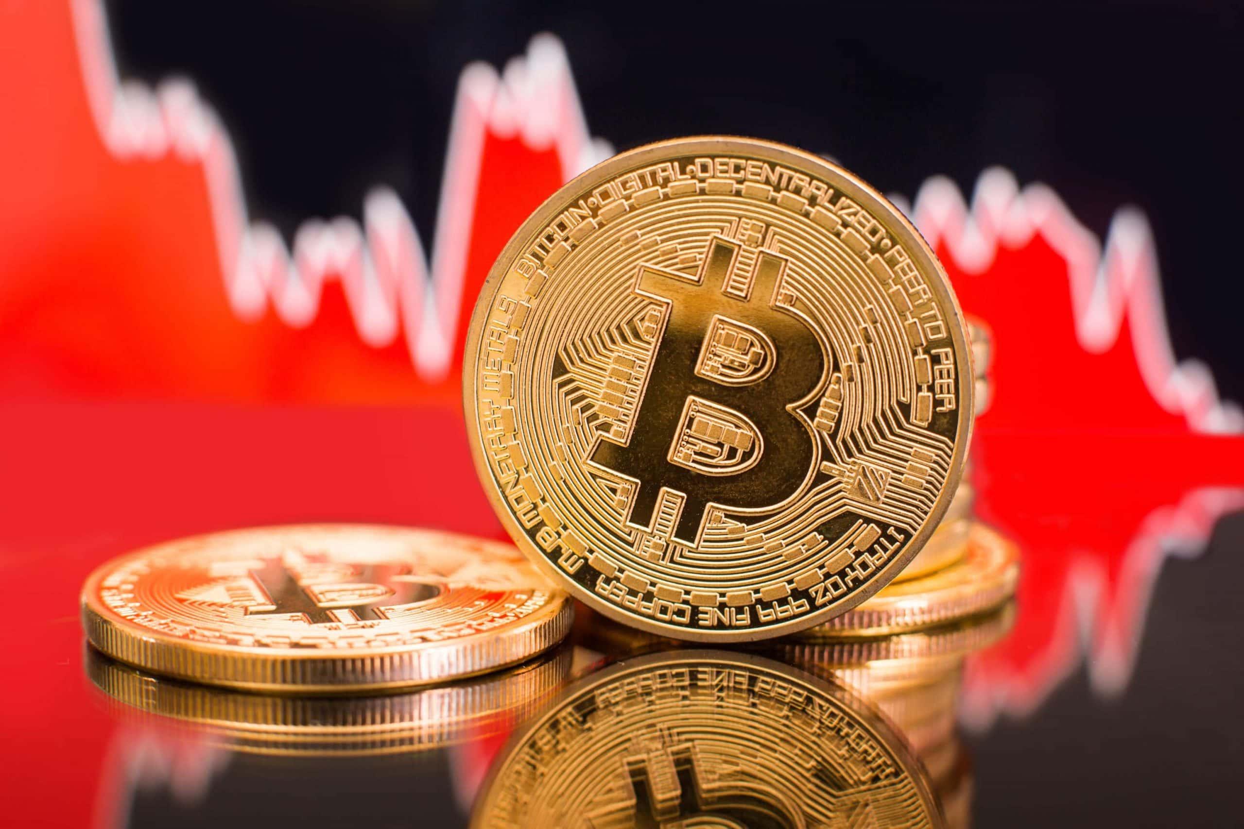 Bitcoin-Bär