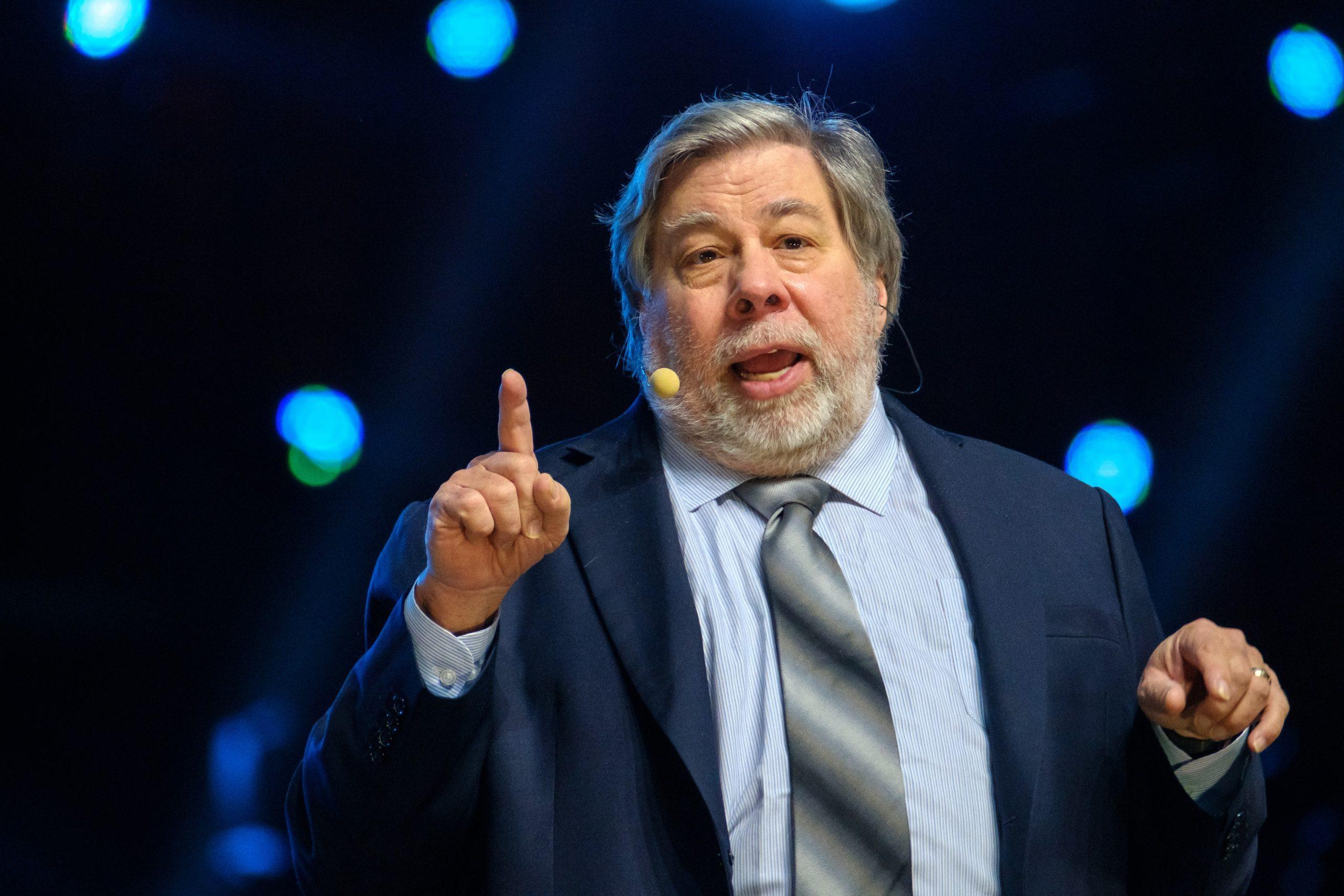 Steve Wozniak Efforce