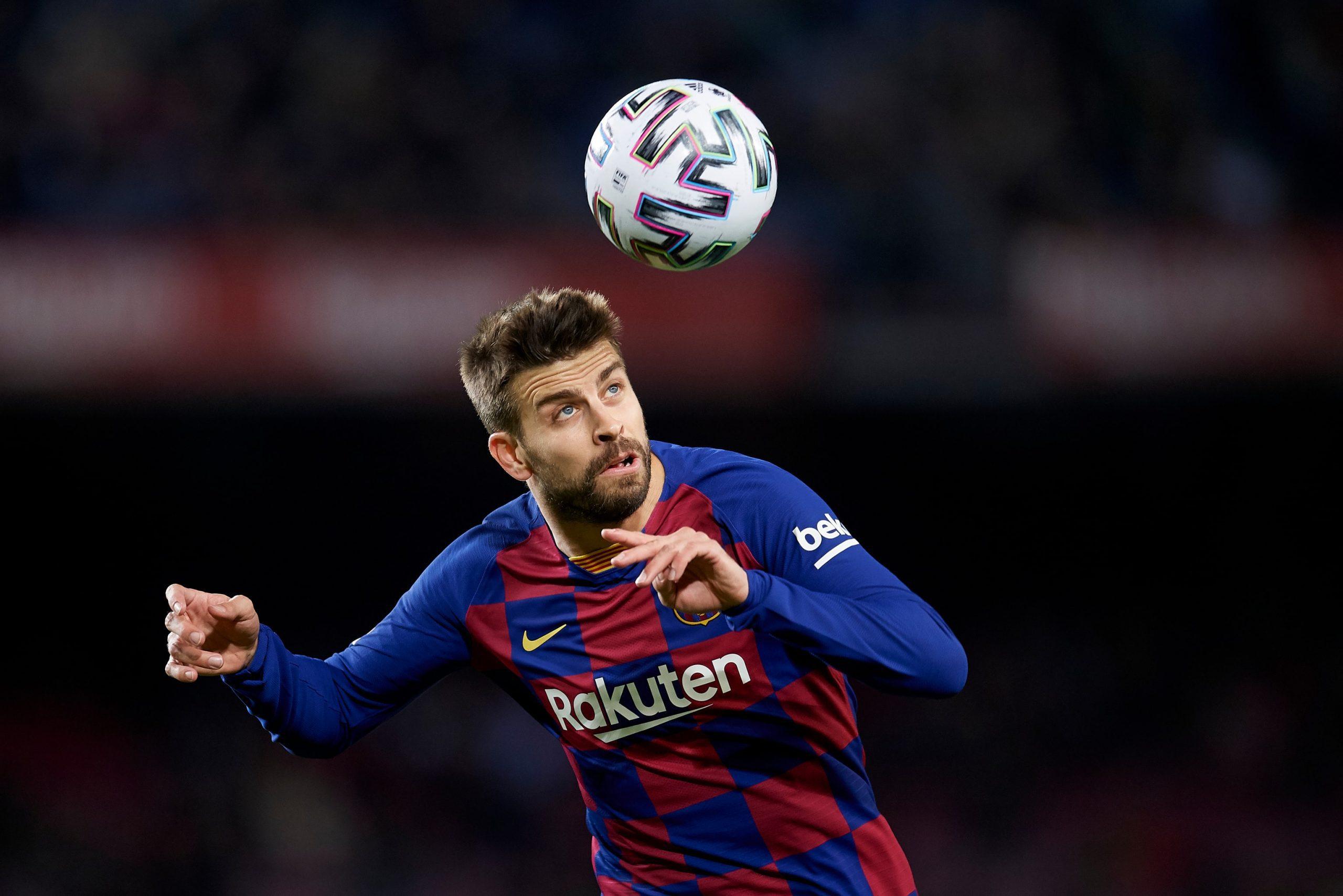 Pique FC Barcelona