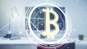 Bitcoin-Grafik
