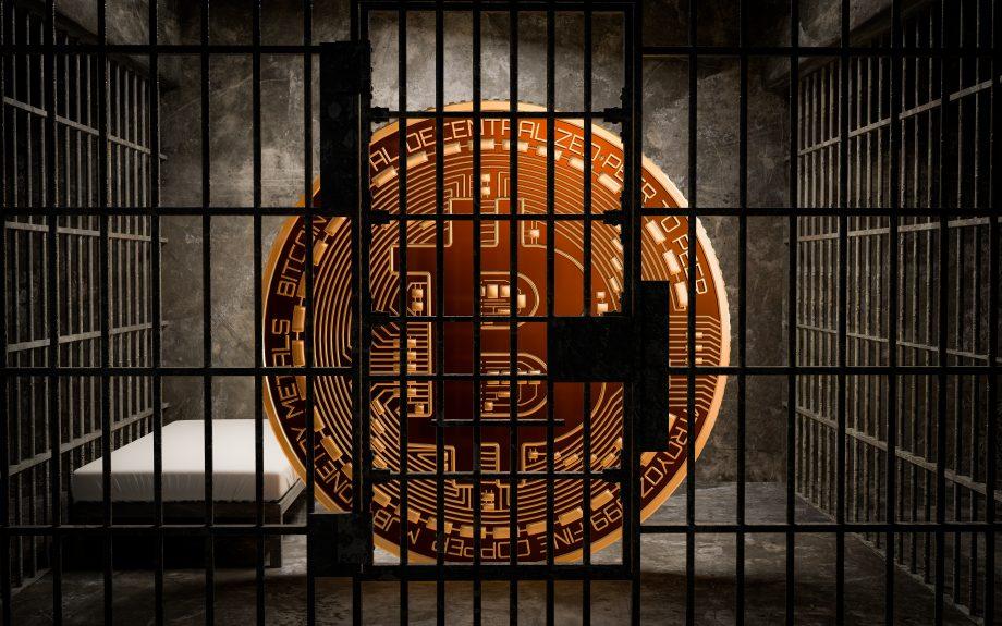 Bitcoin hinter Gittern