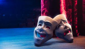 Theater-Masken