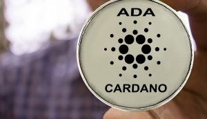 Cardano-ADA-Münze