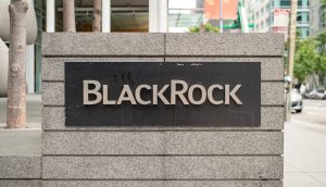 BlackRock-Plakette