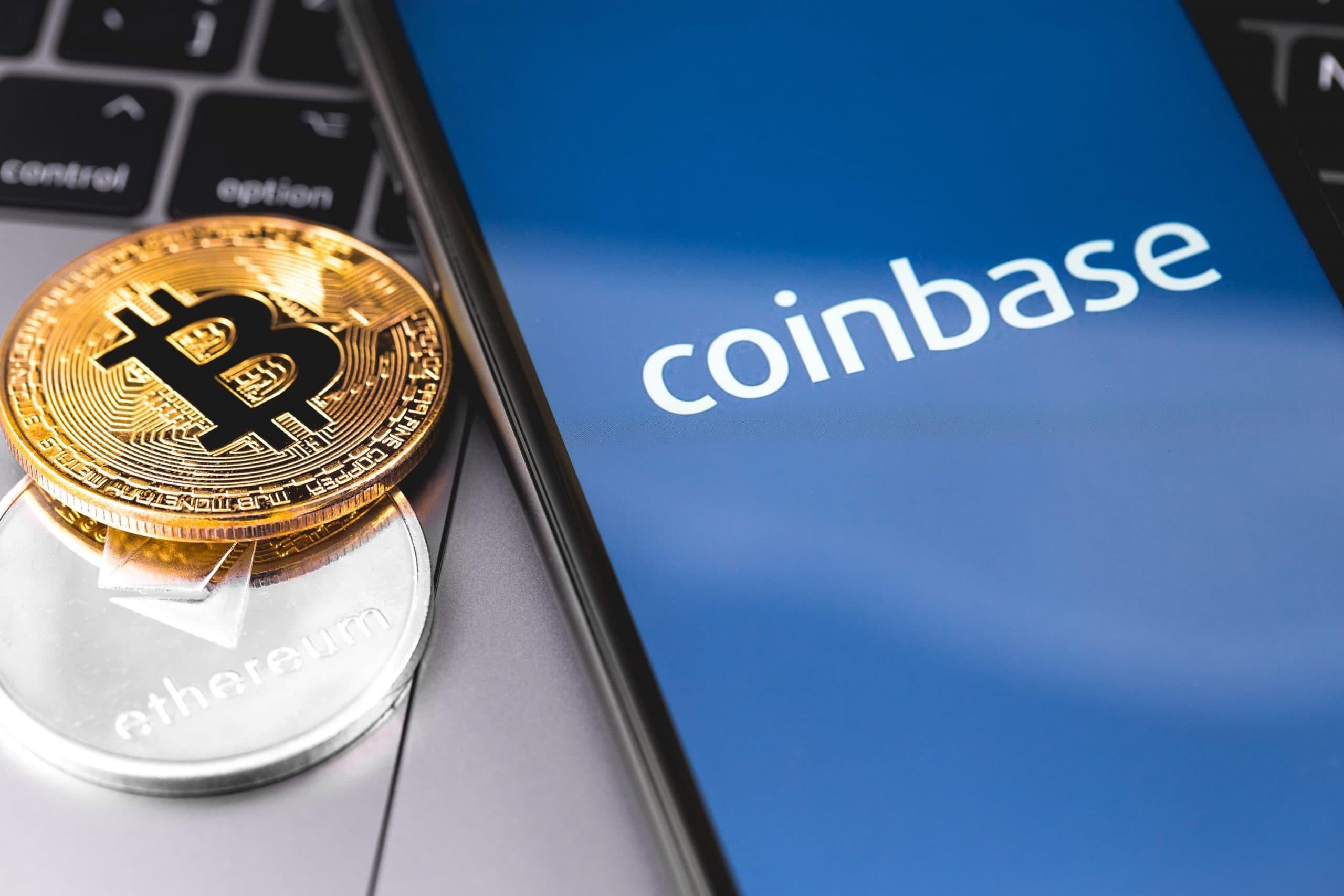 Coinbase Bitcoin IPO