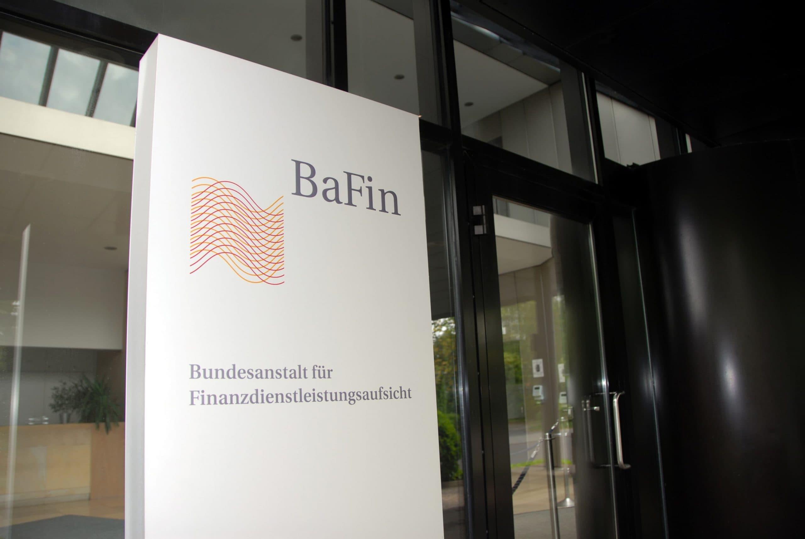 BaFin warnt vor EXW Wallet