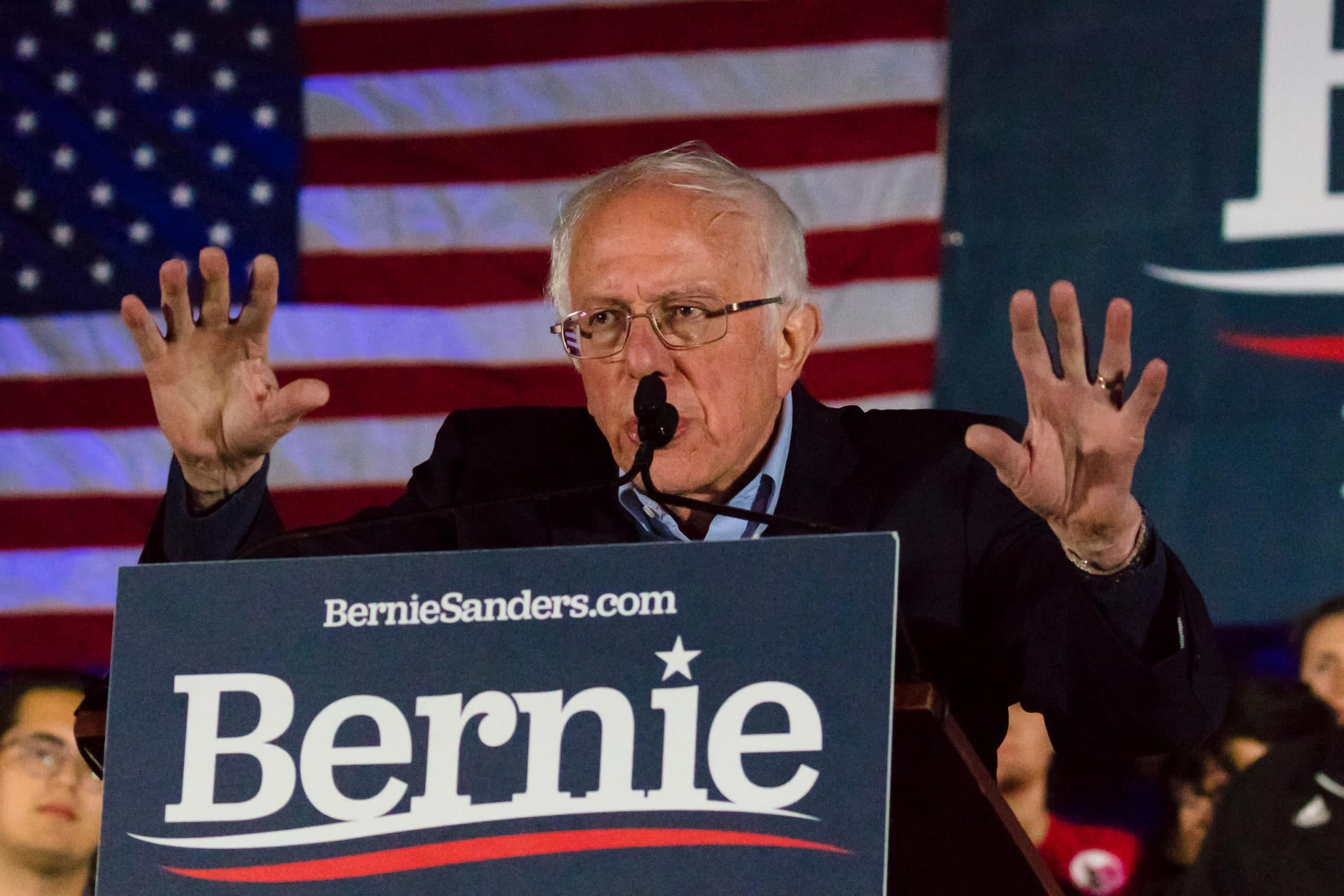 Bernie Sanders NFT