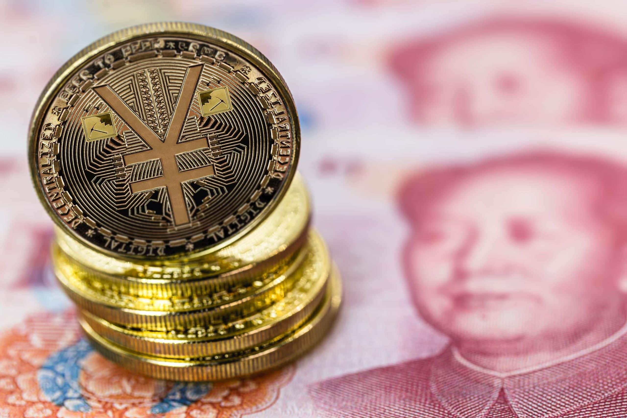 Digitaler Yuan Lotterie
