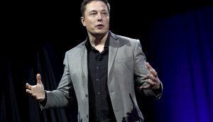 Elon Musk redet nicht über Bitcoin.