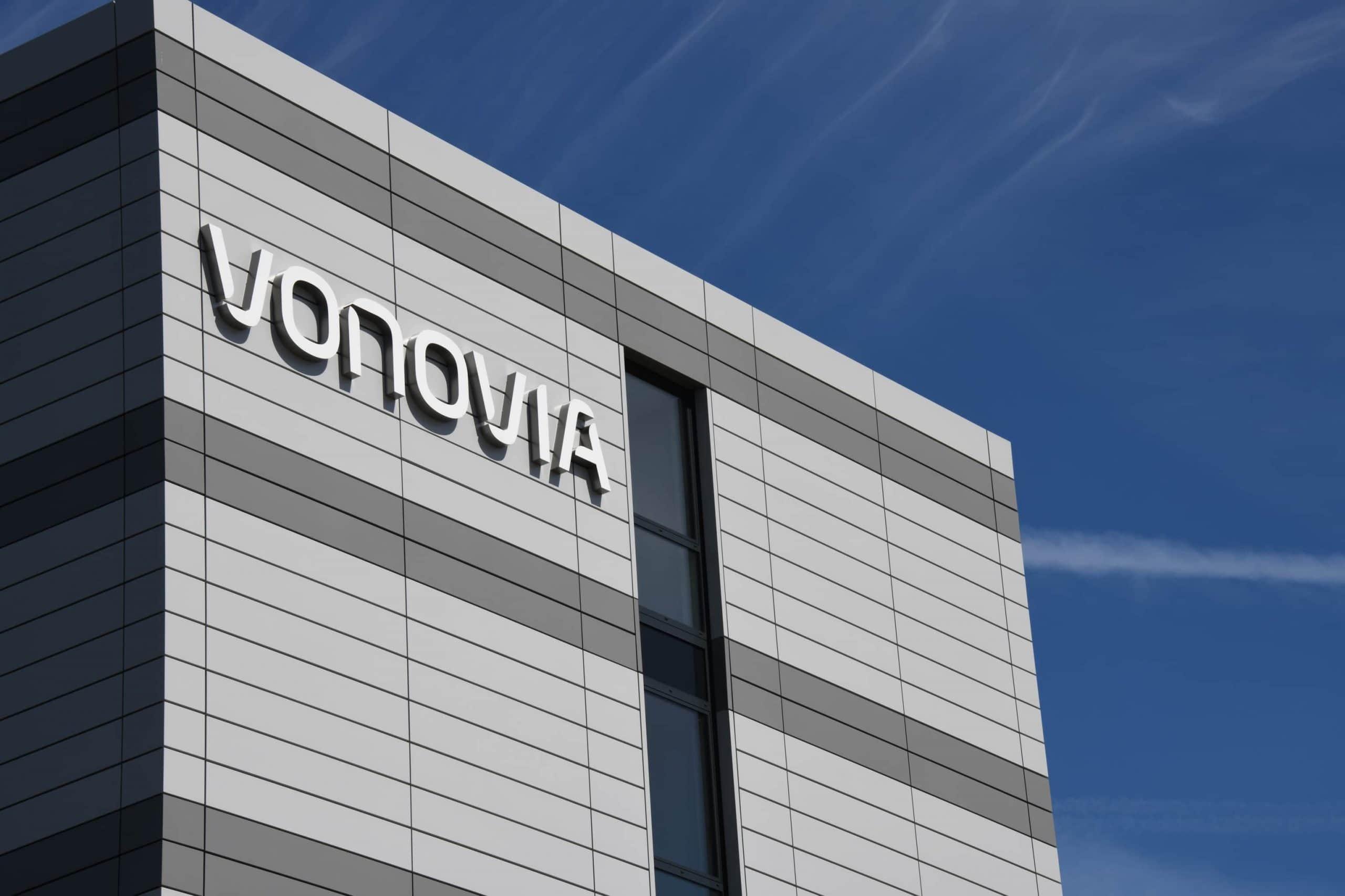 Das Vonovia Hauptquartier.