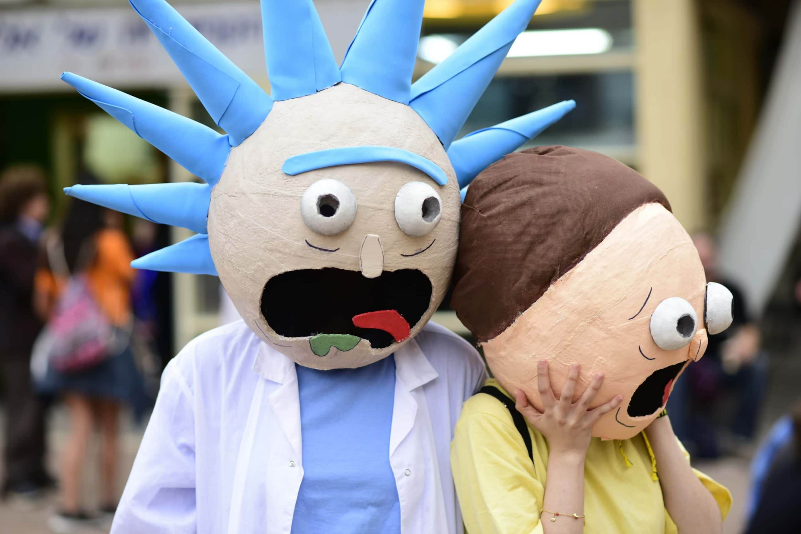 Rick and Morty NFT