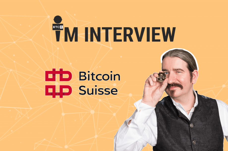 Bitcoin Suisse Interview Februar