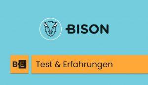bison test und erfahrungen