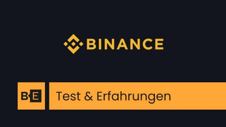 binance test und erfahrungen