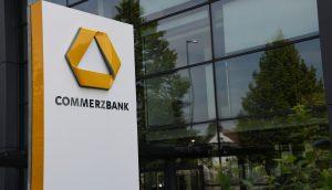 Commerzbank-Firmengebäude