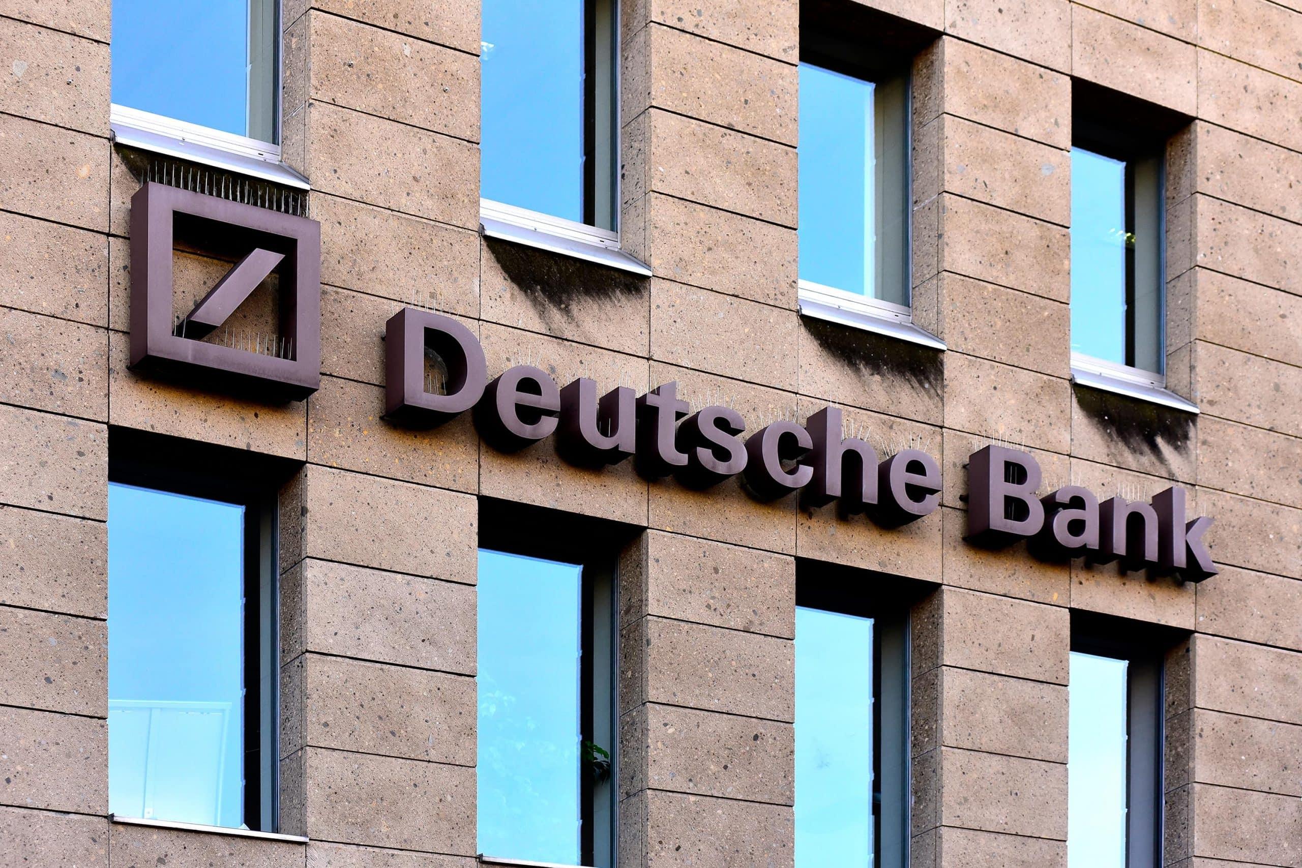 Deutsche Bank Gebäude