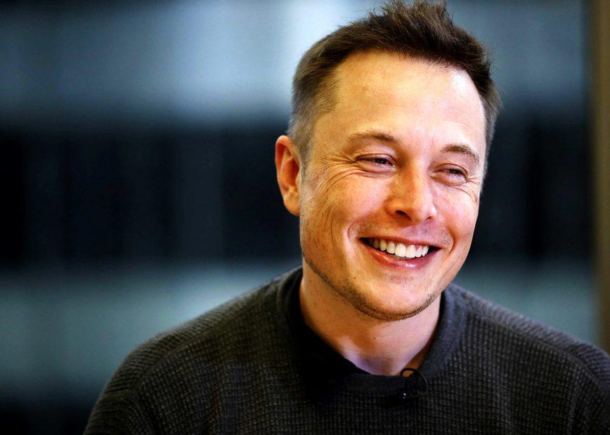 Der Bitcoin Fan Elon Musk