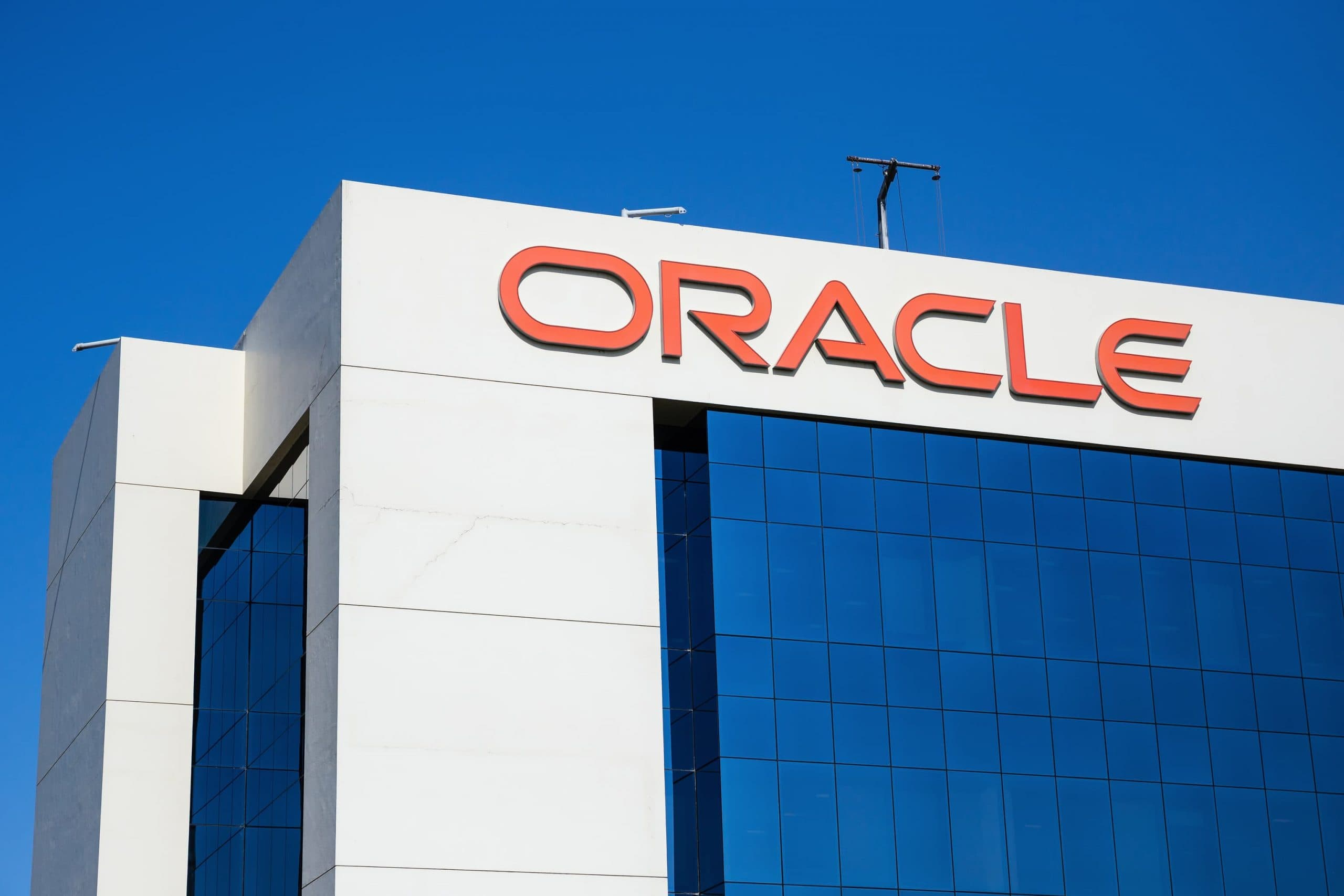Oracle-Firmengebäude